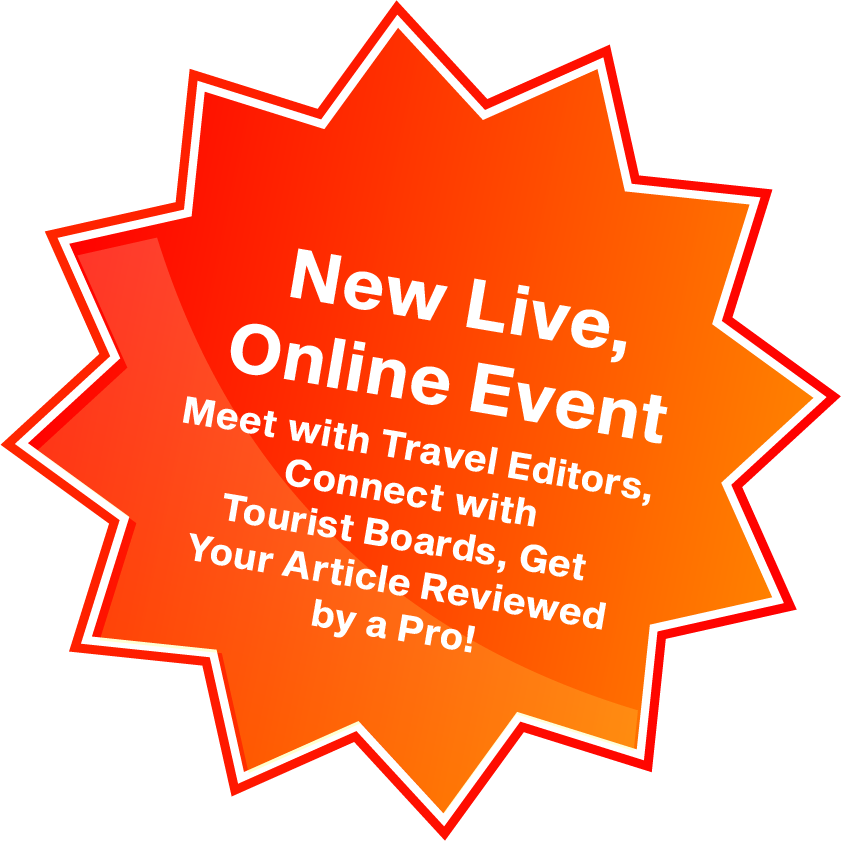 New Live, Online Event