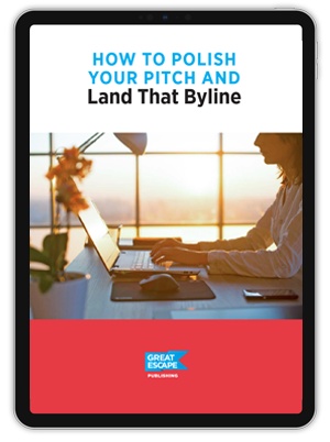 An Editor's Guide to Polishing Your Pitches... and More